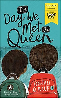 The Day We Met The Queen: World Book Day 2020