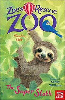 Zoe's Rescue Zoo The Super Sloth