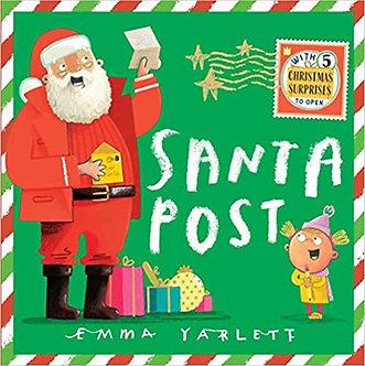 Santa Post Hardcover
