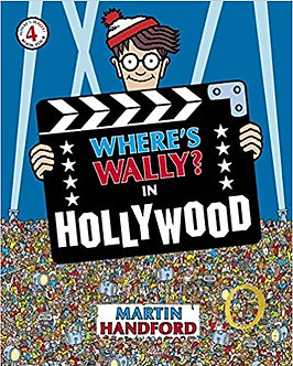 Where's Wally? In Hollywood Paperback