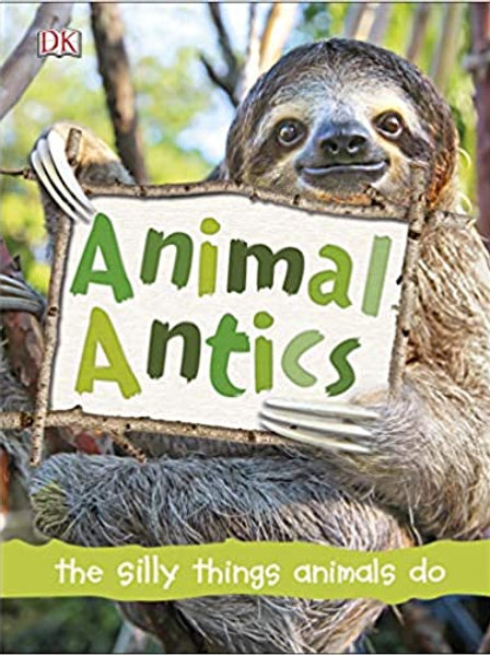Animal Antics, the silly things animals do