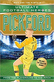 Pickford (Ultimate Football Heroes - International Edition) - includes the World