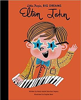 Elton John (Little People, BIG DREAMS, Band 50)
