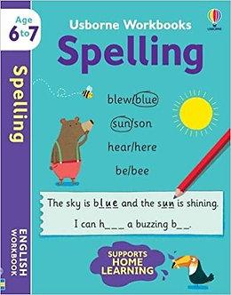 Usborne Workbooks Spelling 6-7