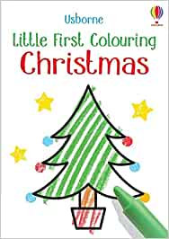 Little First Colouring Christmas
