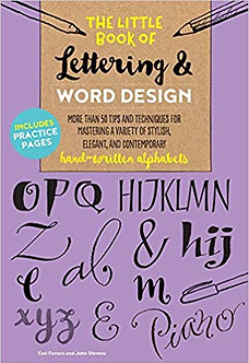 The Little Book of Lettering & Word Design