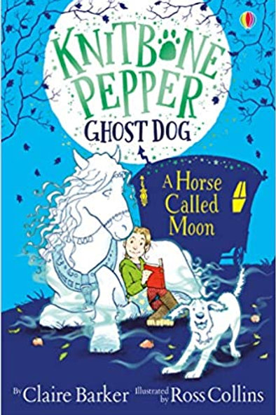 A Horse Called Moon (Knitbone Pepper Ghost Dog #3)