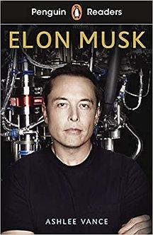 Penguin Readers Level 3: Elon Musk