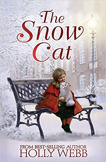 Snow Cat (Winter Animal Stories)