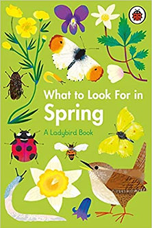 What to Look For in Spring Hardcover