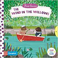 The Wind in the Willows (First Stories) Board book