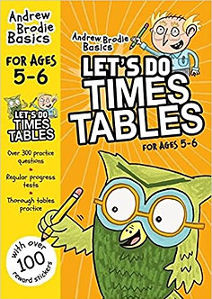 Let's do Times Tables 5-6