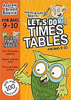 Let's do Times Tables 9-10