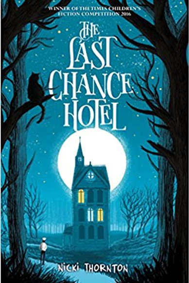 The Last Chance Hotel (Seth Seppi Mysteries book 1): the bestselling magical