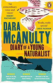 Diary of a Young Naturalist: Winner of the Wainwright Prize for Nature Writing