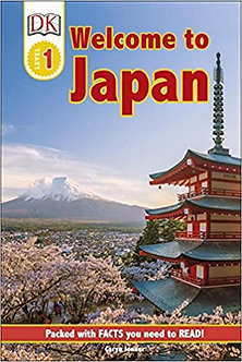 Welcome to Japan (DK Readers Level 1) Hardcover