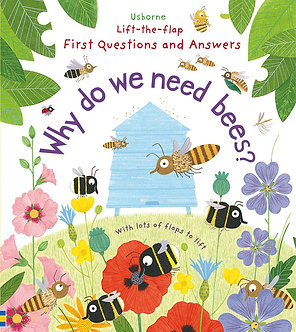 Why do We Need Bees