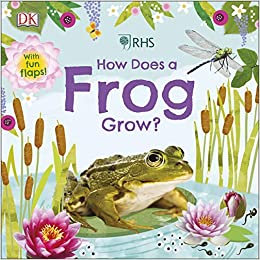 How Does A Frog Grow?