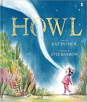 Howl Hardcover – Picture Book