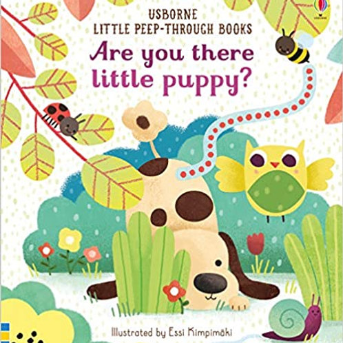 Are You There Little Puppy?(Boardbook)