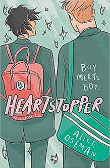 Heartstopper Volume One Paperback