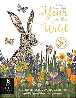 A Year in the Wild Paperback