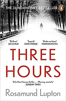 Three Hours: The Top Ten Sunday Times Bestseller Paperback