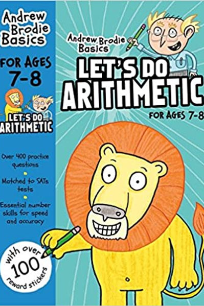 Let's do Arithmetic 7-8 (Mental Maths Tests) Paperback