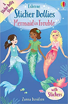 Mermaid in Trouble (Sticker Dolly Stories)