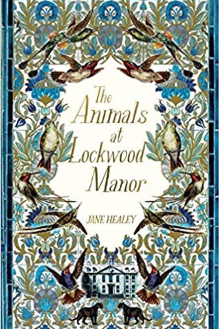 The Animals at Lockwood Manor Paperback