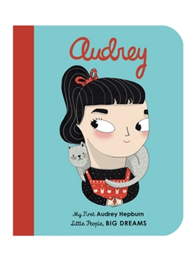 Audrey Board Book