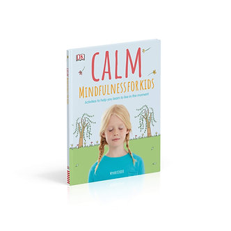 Calm - Mindfulness For Kids Hardcover