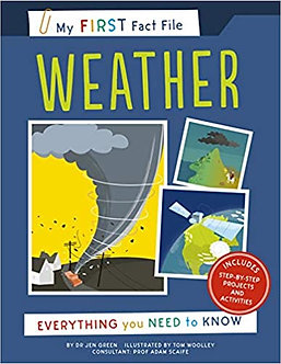 My First Fact File Weather: Everything you Need to Know