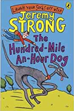 The Hundred-Mile-an-Hour-Dog
