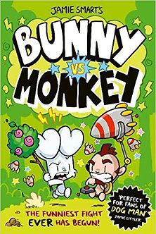 Bunny vs Monkey (01)