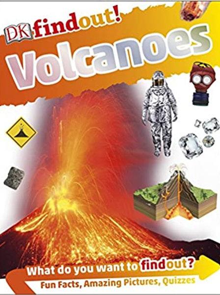 DKfindout! Volcanoes