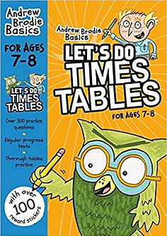 Let's do Times Tables 7-8 Paperback