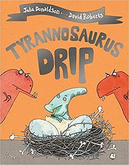 Tyrannosaurus Drip Paperback