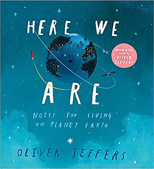 Jeffers, O: Here We Are Paperback and CD