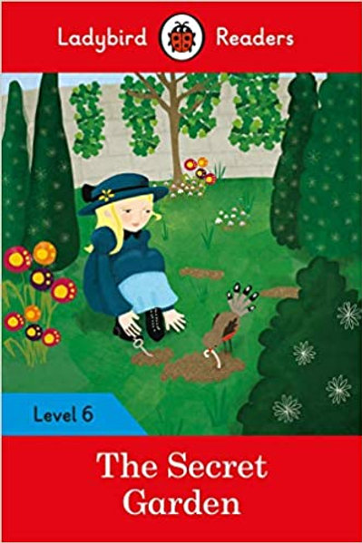 The Secret Garden - Ladybird Readers Level 6