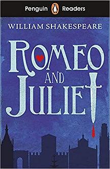 Penguin Readers Starter Level: Romeo and Juliet (ELT Graded Reader)