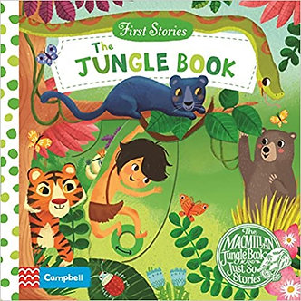 The Jungle Book (First Stories) Board book
