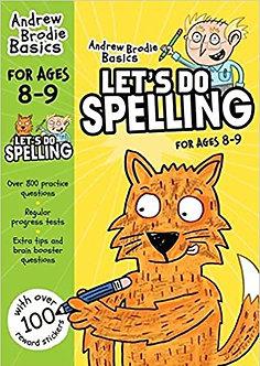 Let's do Spelling 8-9: For children learning at home