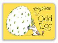 The Odd Egg - Board Book