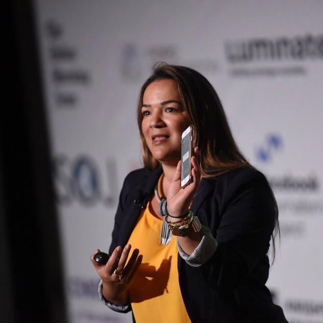 Sely Colón at ISOJ 2019