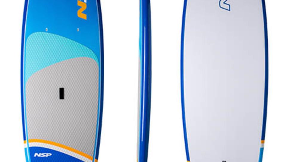 NSP ELEMENTS ALLROUNDER SUP - BLUE