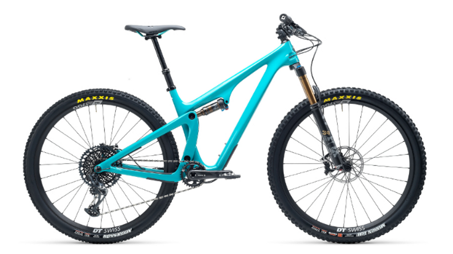 Yeti SB115 T-Series Carbon Frame Only