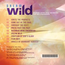 Dream Wild Back