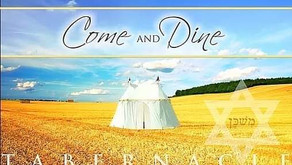 Happy Sukkot - Feast of Tabernacles!