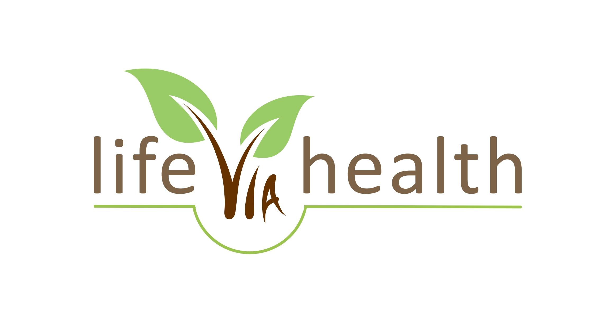 LIFE VIA HEALTH LOGO